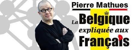 Invitation spectacle «La Belgique expliquée aux Français» – dimanche 26 novembre 17h00