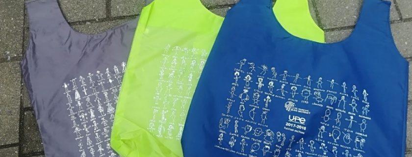 """Vente de sacs """"Les petits bonhommes de la maternelle"""""""