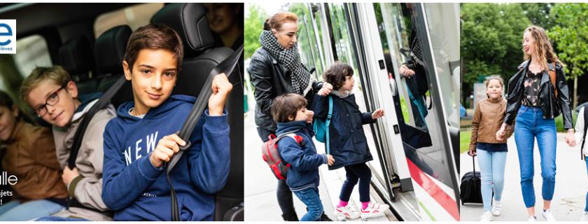Mobilité : le service de partage de conduites entre parents du LFJM
