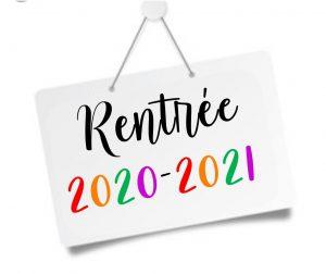 L'essentiel de la rentrée 2020 : calendrier, services et publications offerts par l'UPE, (ré)adhésion à l'UPE
