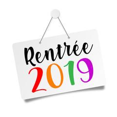 L'essentiel de la rentrée 2019 (calendrier, services aux familles offerts par l'UPE et autres infos utiles)
